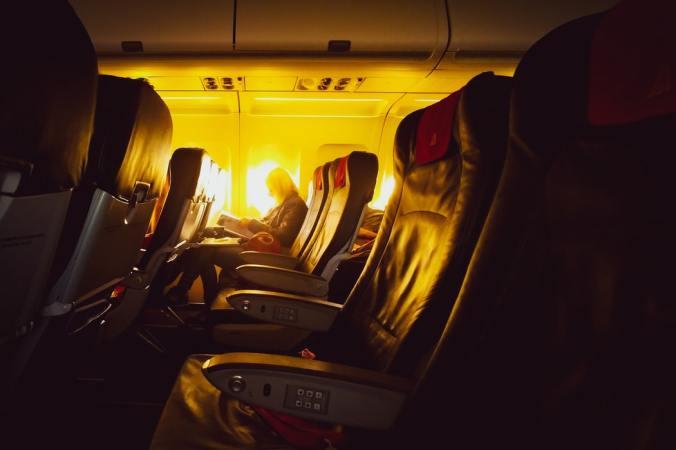 seat on plane